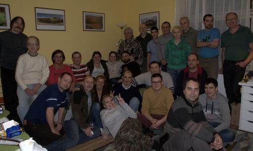2017-es Közgyűlésünk résztvevői