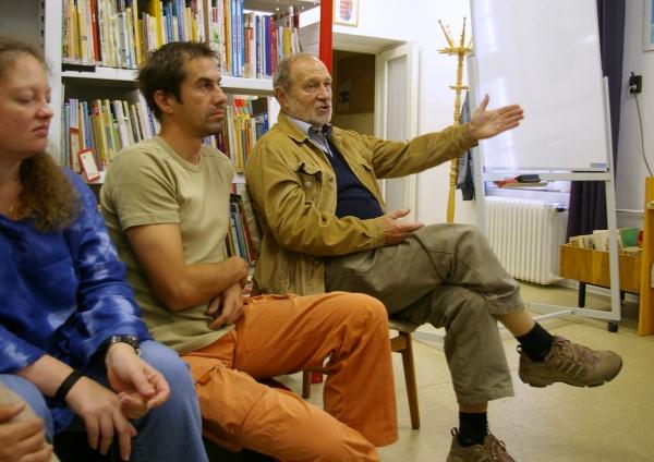A könyvet dr. Juhász Árpád ajánlotta a jelenlévők figyelmébe