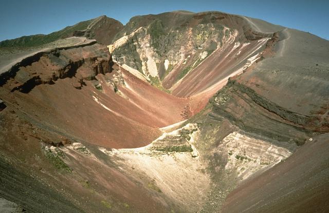 Tarawera-hegy (Forrás: Wikipedia)