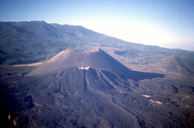 Paricutín (Forrás: Wikipedia)