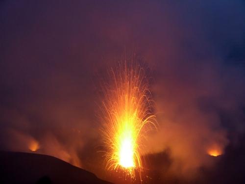 A természet tűzijátéka