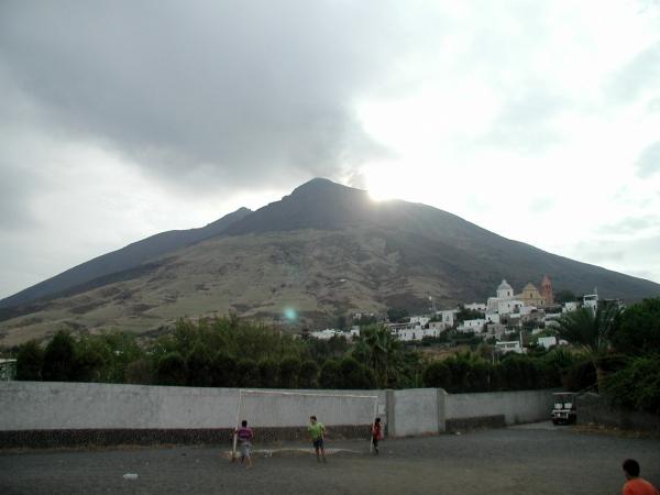 A vulkán barátságosabb oldalán