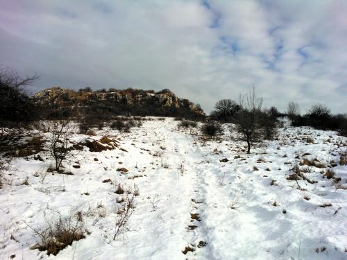 A felszínen lévő hó vélhetően még hetekig táplálja a barlang vízfolyásait