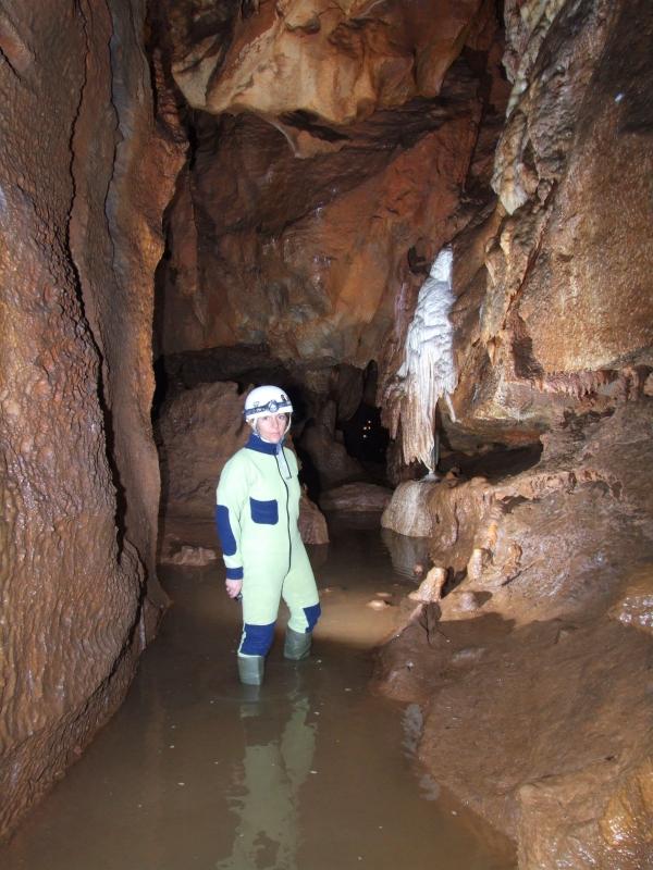 Részlet a Vass Imre-barlangból
