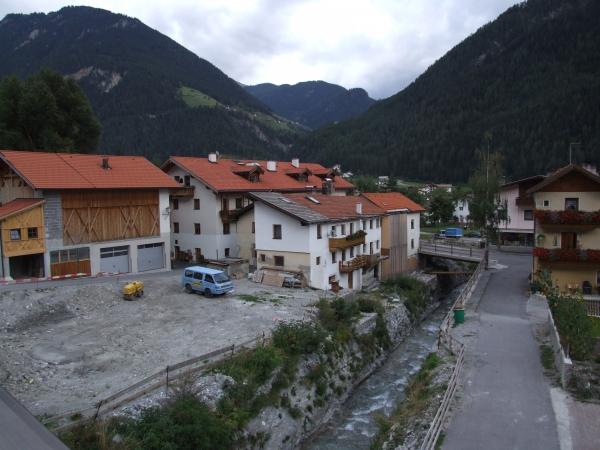 2006-ra a romokat eltakarították