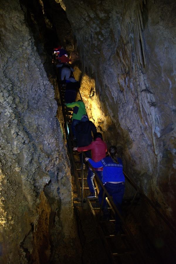 Részlet a Rákóczi-barlangból