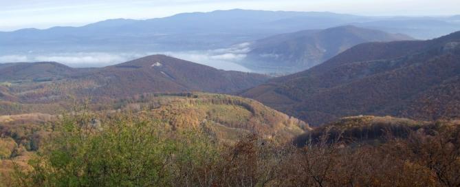 Kitekintés a Duna és a Börzsöny felé