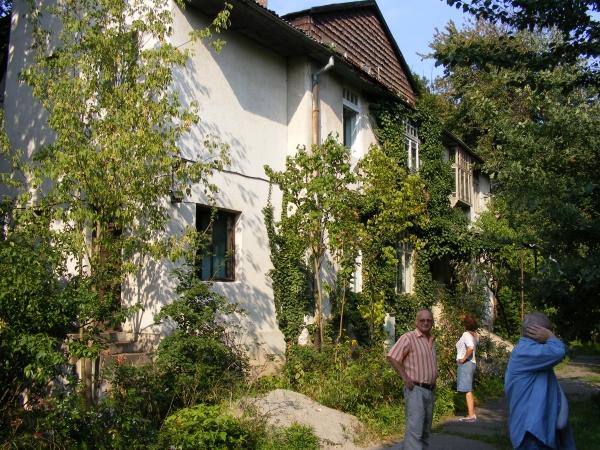 A néhai nagybányai festőiskola
