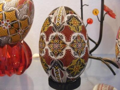 Festett tojás Moldovicából