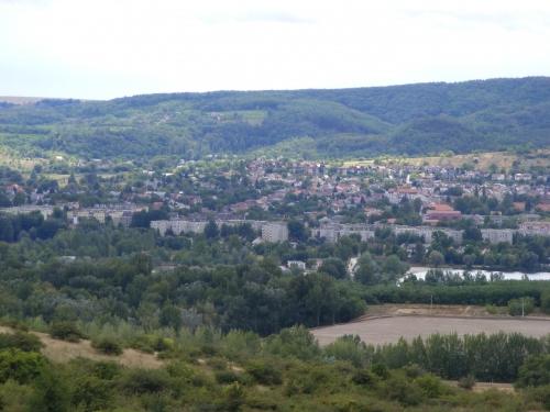 Dorogi látkép a Nagy-Strázsa-hegyről