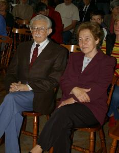 Dr. Dénes György, dr. Jakucs Lászlóné