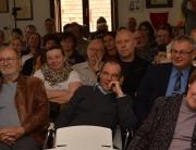 A hallgatóság egy része