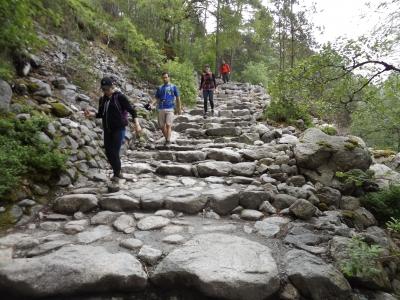Serpák lépcsője