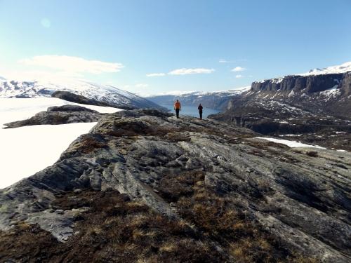 Kitekintés a Mel-fjordra