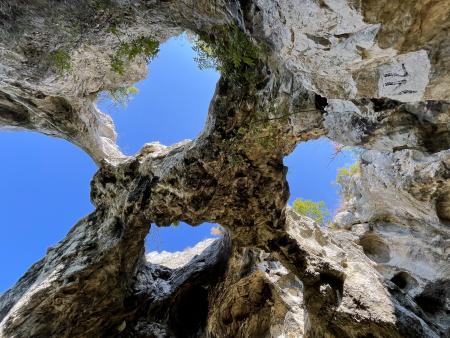 A Tündérkapu kőhídjai